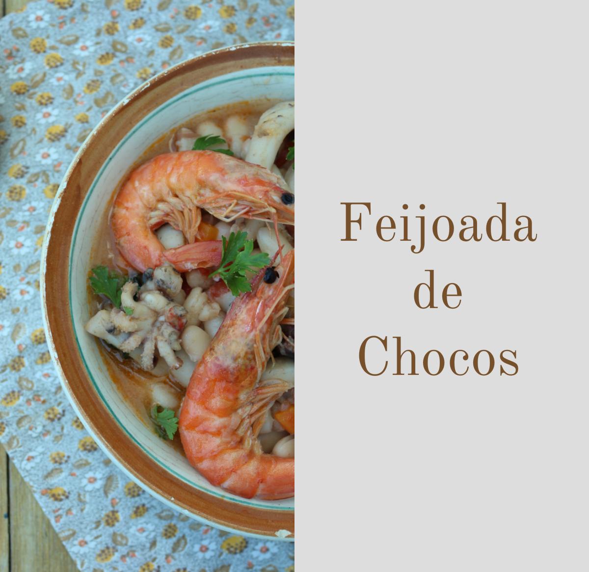 Feijoada de Chocos #7B4826 1200x1164