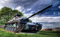 Tanque de guerra