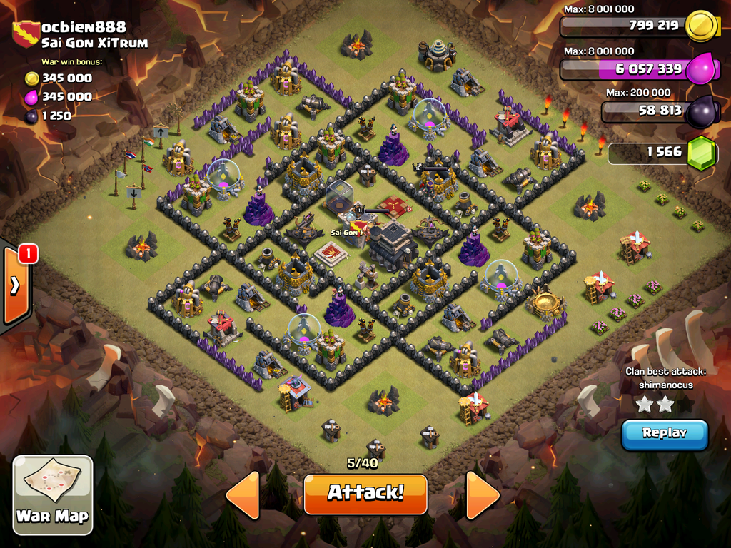 Best th9 war base 2014 misguided minds th9 anti hog giant bases