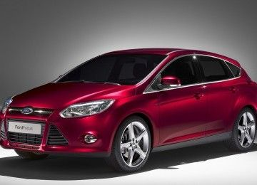All New Ford Focus Which Will Be Launched In Indonesia In  Had One Feature That Has Not Owned The Vehicle Class