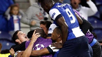 Porto vs Dynamo Kiev