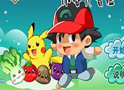 Pokemon Ash Space Jump