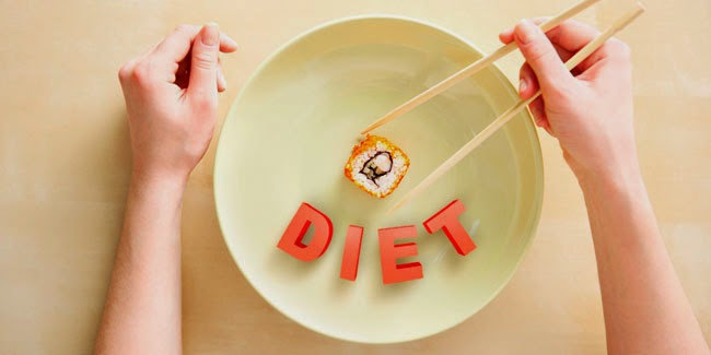 Kesehatan : Diet Piramida Asia