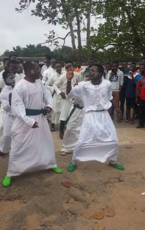 How OAU students celebrated independence day