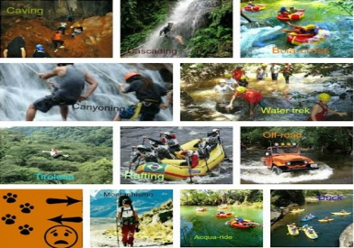 modalidades de esporte de aventura