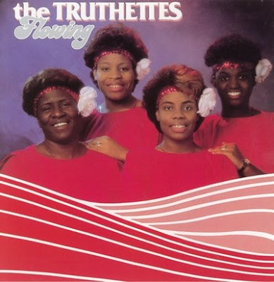 THE TRUTHETTES - Flowing 1989