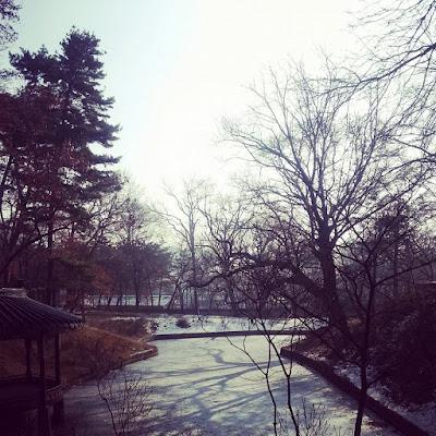 Secret Garden (Huwon) UNESCO Heritage Site