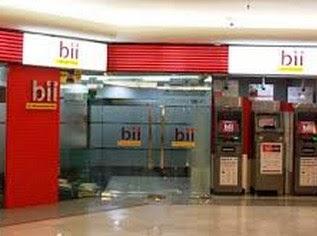 PT. Bank Internasional Indonesia Tbk (BII)