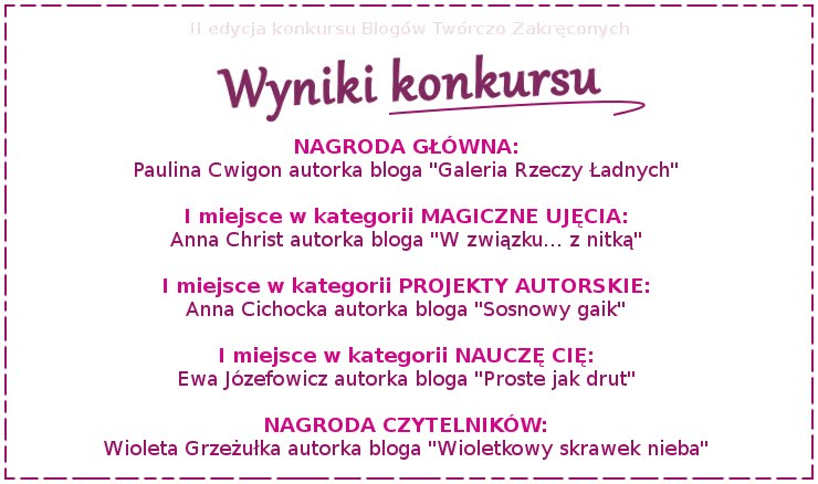 Blog Twórczo Zakręcony