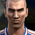 Face Zinédine Zidane (Seleção Francesa Clássica)