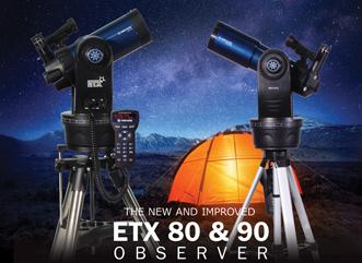 ETX80 & ETX90 Observer