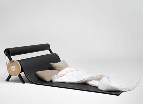 Karpett sleeping place