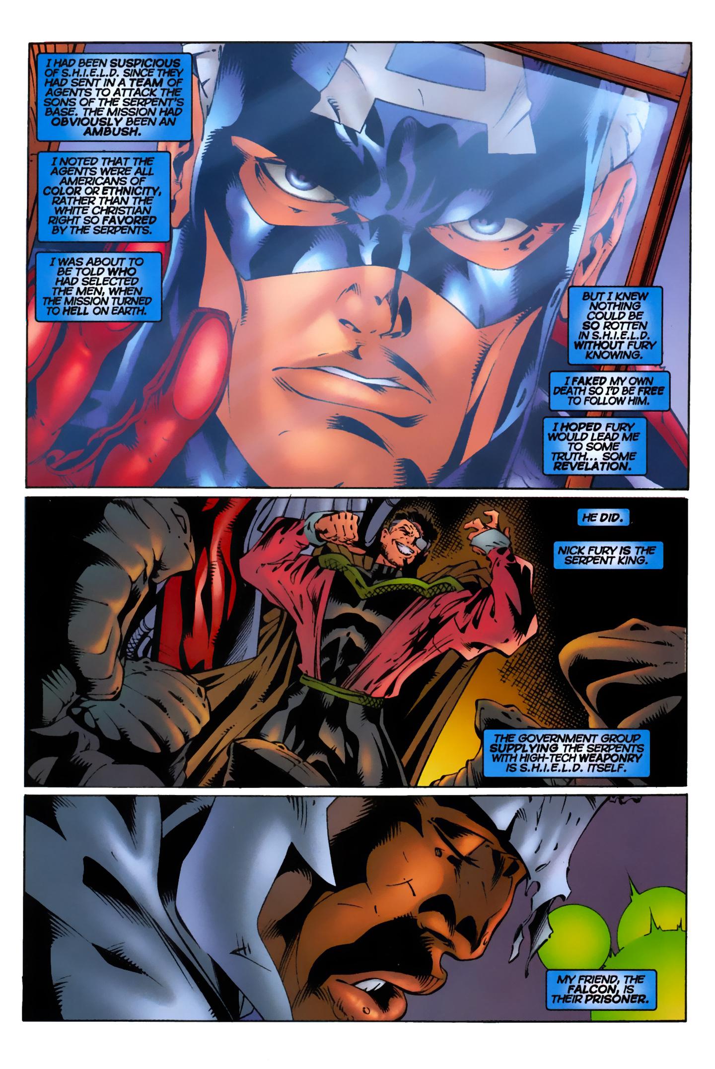 Captain America (1996) Issue #11 #11 - English 3