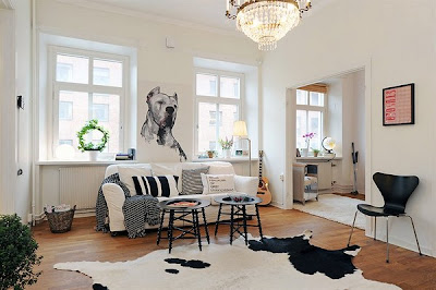 Scandinavian Living Room Designs