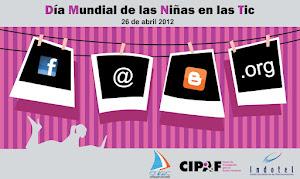 Dia Mundial Niñas En Las TIC.