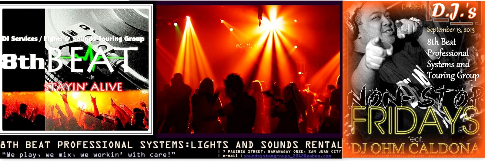 Lights And Sounds Rental For Wedding Debut Birthday Party