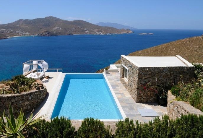 Le piu belle case fronte mare - Casa profumatissima ...