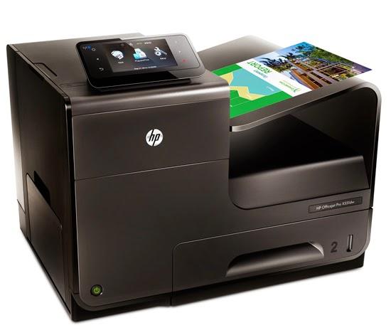 Download Driver HP Officejet Pro X551DW