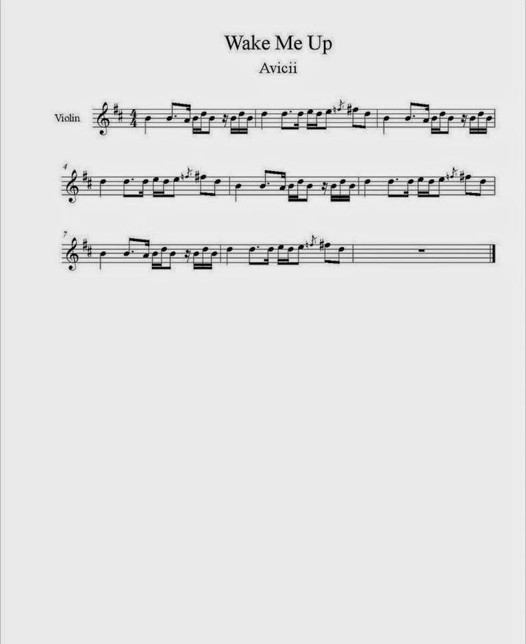 Partituras Para Violin