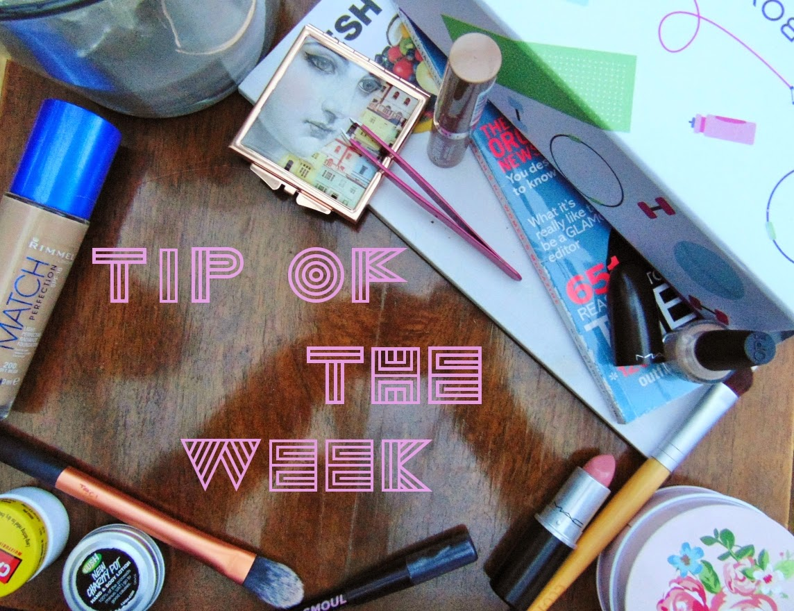 tip of the week - the best way to dry your make up brushes
