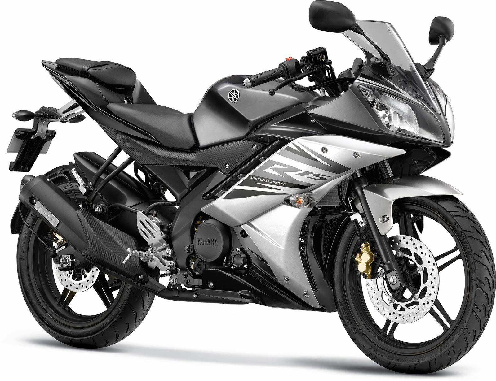 Yamaha YZF R15 Version 3.0 2014 Đen Bạc