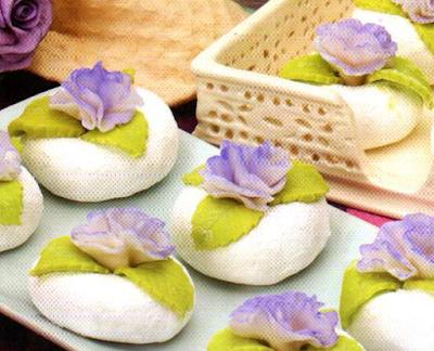 زهرة الفل من حلويات سميرة