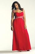 Vestidos de fiesta para Gorditas color Rojo vestidos de fiesta para gorditas color rojo