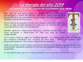 La energía del año 2019