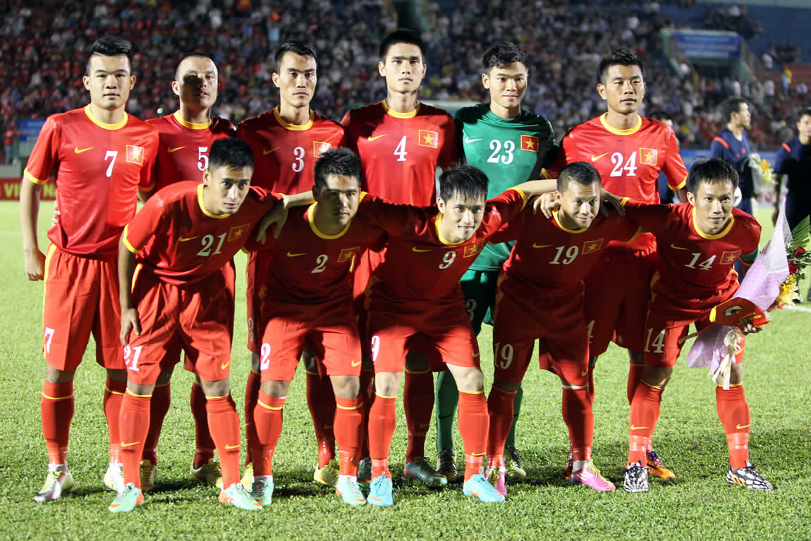 Malaysia vs Vietnam : Semi Final Piala AFF 2014