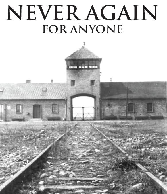 Never Again for Anyone