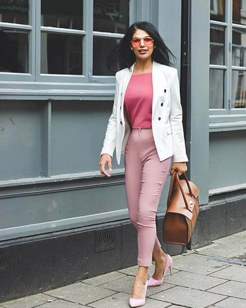 Elegant Summer Work Outfits Fashion Ideas For Las Office Wear