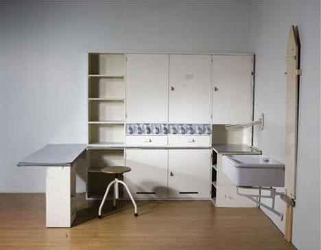Frankfurt Kitchen By Margarete Sch Tte Lihotsky Mostly