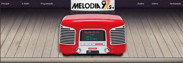 radio melodia, 97,5