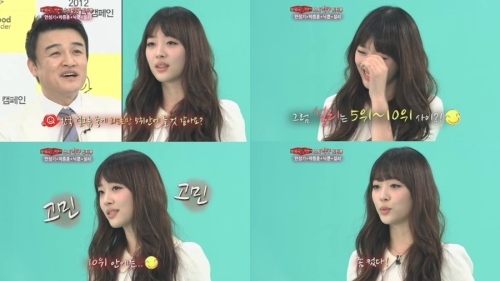 Sulli no Midnight TV Entertainment