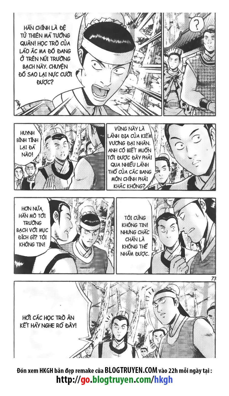 Hiệp Khách Giang Hồ chap 311 Trang 20 - Mangak.info