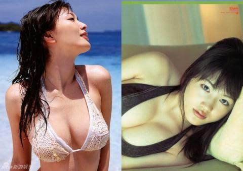 Xem Hình thể quá gợi cảm sexy của dàn mỹ nhân Nhật Bản