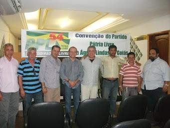 PPL FAZ CONVENÇÃO NA CÂMARA DE VEREADORES NESTA TARDE DE 29/06 E LANÇA 03 PRETENÇOS   CANDIDATOS