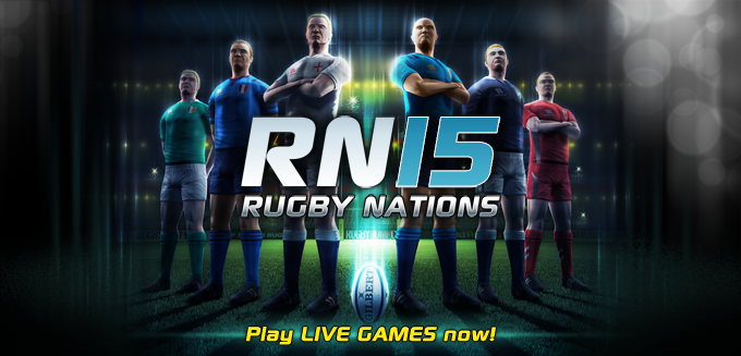 Rugby Nations 15 v1.1.2 apk