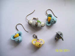 Animal Earings