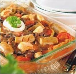Kaserol sayuran
