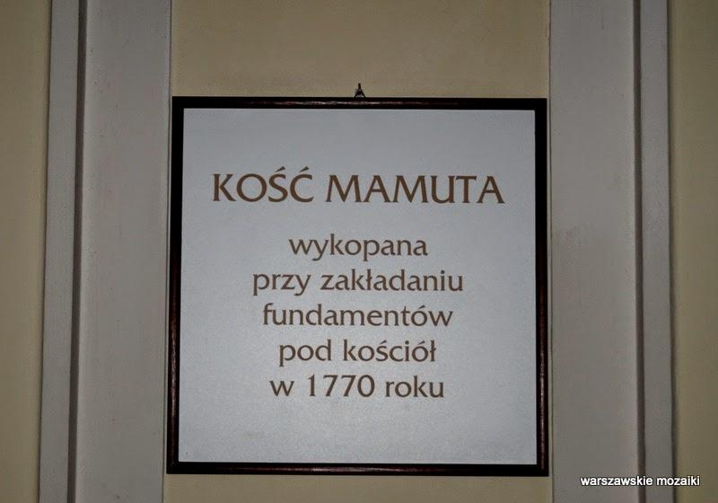 kościół św. Anny Warszawa Wilanów archeologia