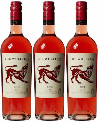 The Wolftrap Rose Wine