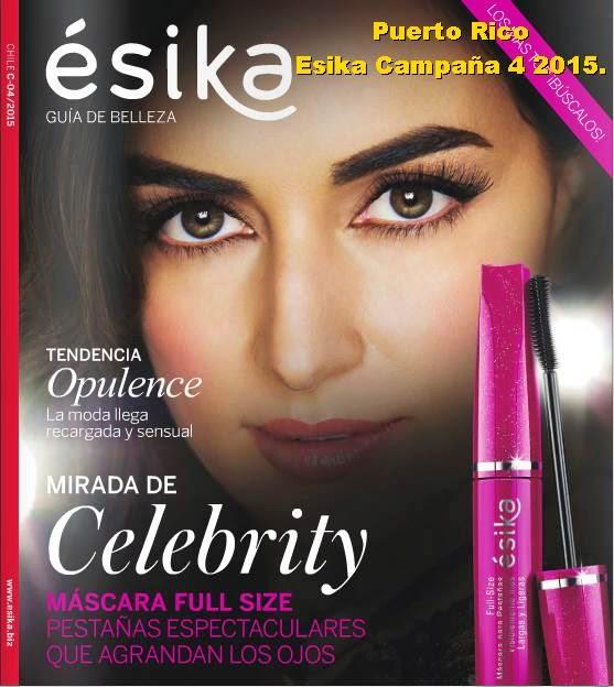 Esika Catalogo 4 2015 PR