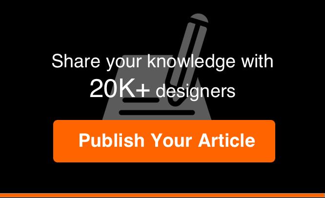 Publish UX Article