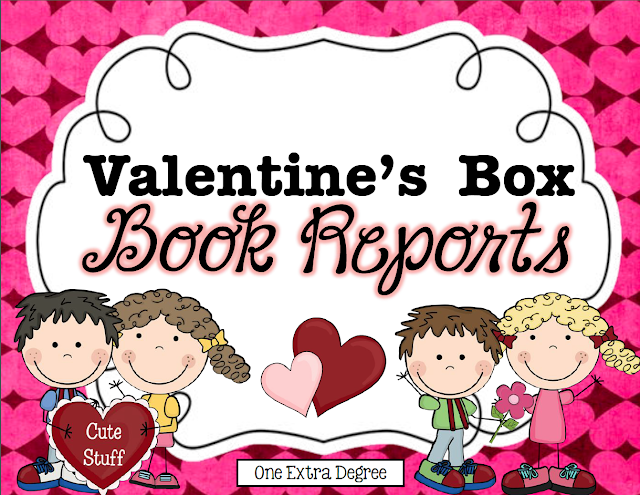 http://www.teacherspayteachers.com/Product/Valentines-Box-Book-Reports-501926