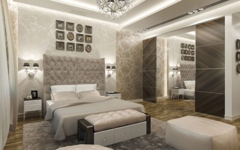 Diseño de Dormitorios Elegantes  Decorar tu Habitación