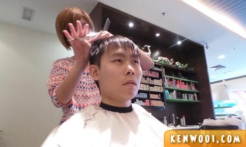 haircut funny