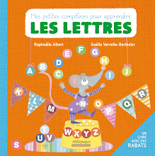 Mes petites comptines pour apprendre les lettres