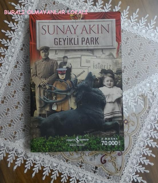 Buralı Olmayanlar Lokali-Sunay Akın-Geyikli Park