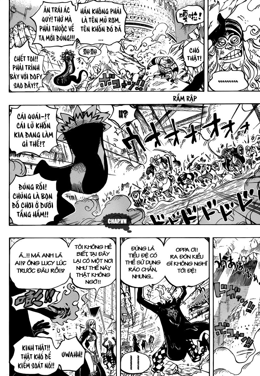 One Piece Chapter 744: Tham mưu trưởng của Quân cách mạng 011